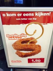 Letter kip